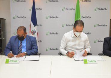 Voleibolistas del país tendrán acceso a la salud a través de SeNaSa