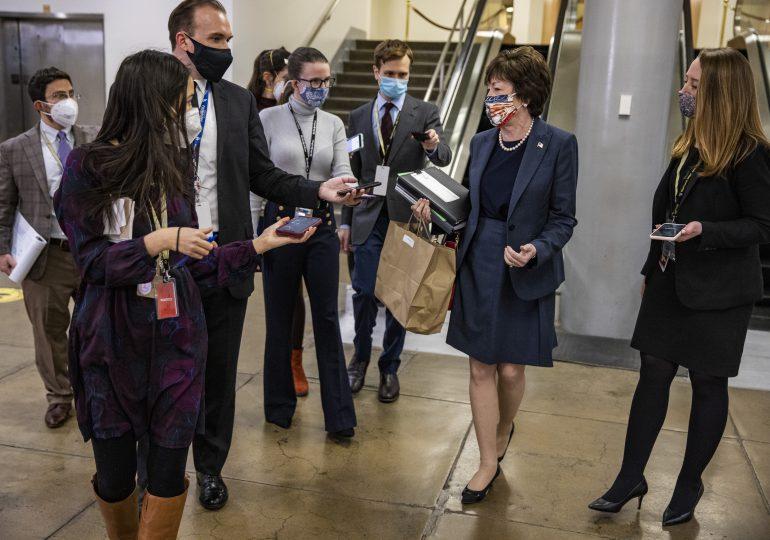 Senadores de EEUU votan que juicio político contra Trump es constitucional