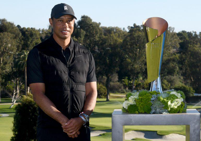 Trayectoria deportiva de Tiger Woods en peligro por su grave accidente de auto
