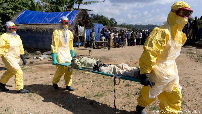 Cuatro decesos por ébola en Guinea, los primeros desde 2016