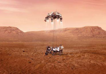Sonda espacial Perseverance aterrizó en Marte para buscar ratros de vida, confirma la NASA