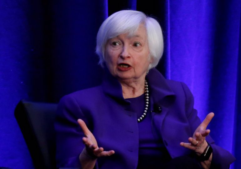 Secretaria del Tesoro de EEUU busca esclarecer acciones especulativas en Wall Street