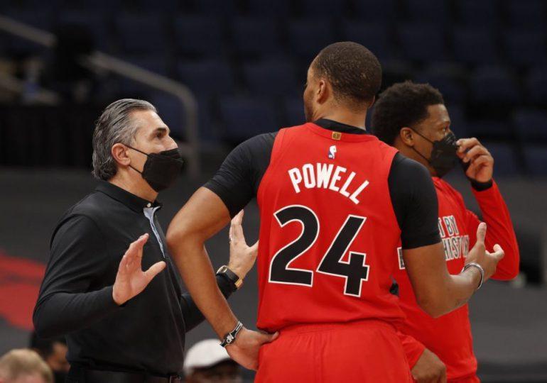 NBA suspende el Raptors-Bulls de este domingo por casos de Covid19