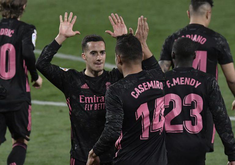 El Real Madrid se mantiene vivo en LaLiga