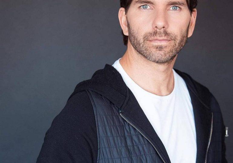 El actor Arap Bethke se contagia de Covid-19 por segunda ocasión
