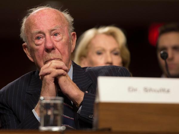 Murió George Shultz a sus 100 años; ayudó a cerrar la Guerra Fría