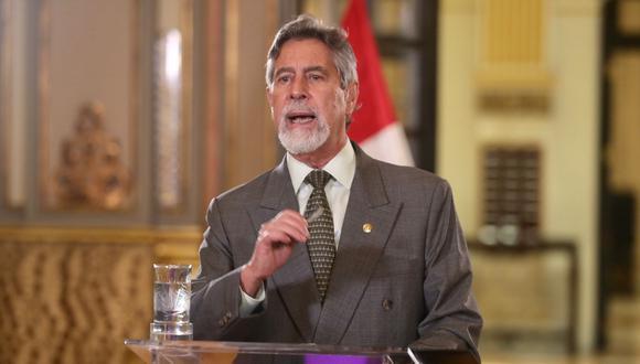 Presidente de Perú será el primer vacunado contra el covid-19 en su país