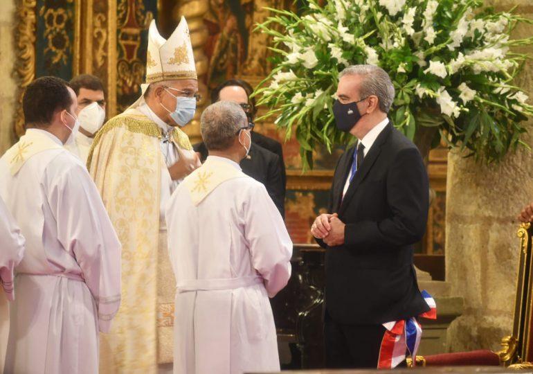 """Monseñor Francisco Ozoria: """"Construir la Patria es una tarea permanente"""""""