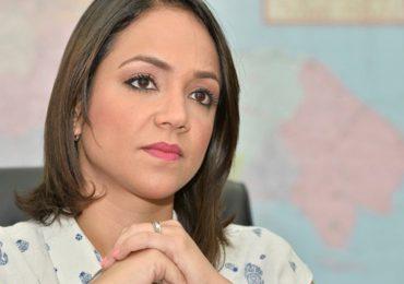 Faride Raful asegura para enfrentar corrupción y narcotráfico se necesita voluntad e independencia