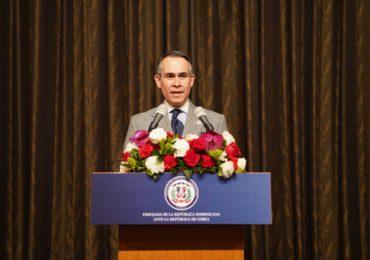 FOTOS | Embajada Dominicana en Corea celebra el Día de la Independencia