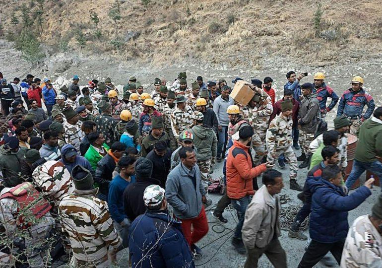 Trágica avalancha en la India deja cerca de 200 desaparecidos