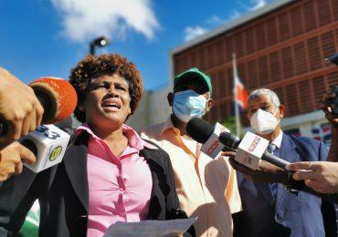 CNDH llama al PRM a cumplir promesa de campaña de incluir 3 causales en el Código Penal