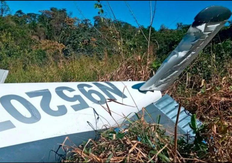 Tres muertos deja un accidente de avioneta en El Salvador