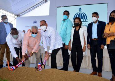 Obras Públicas inicia la construcción de la circunvalación Los Alcarrizos