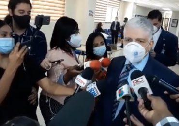 """VIDEO   Presidente del Senado: """"cualquiera puede manifestar, opinar y disentir"""", pero pacíficamente"""