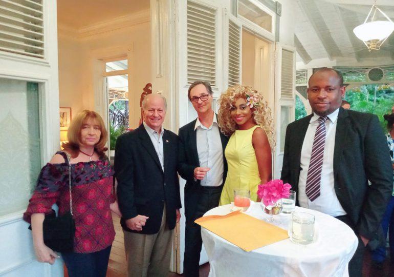 Destacan aportes del Embajador Serulle Ramia en Trinidad y Tobago