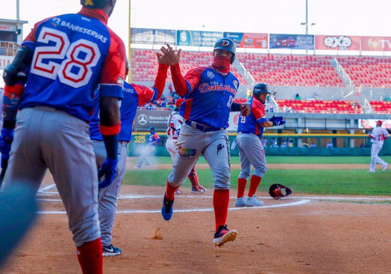RD clasifica a semifinal de Serie del Caribe; continua invicto con tres victoria