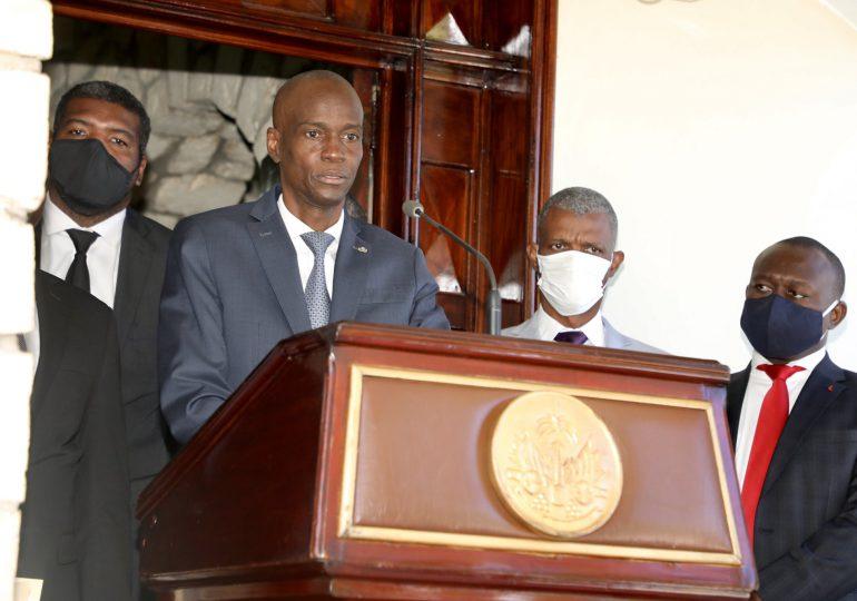 Jovenel Moïse dice que no será candidato en referéndum o elecciones generales