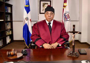 Presidente del Tribunal Constitucional envía mensaje en ocasión del 177 aniversario de la Independencia Nacional
