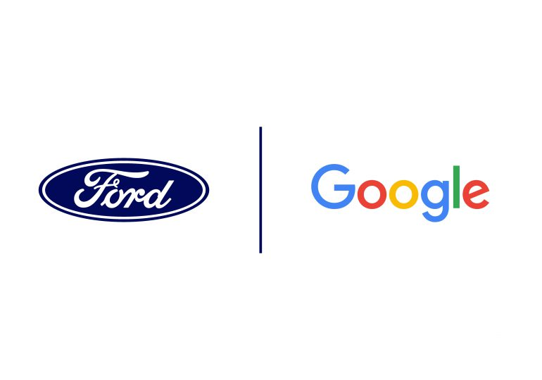 Ford y Google anuncian alianza estratégica