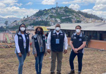 Presidente TSE funge como observador en elecciones de Ecuador