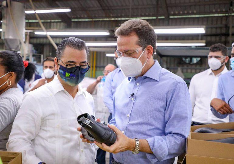 Ministro Bisonó: exportaciones de RD han crecido significativamente durante pandemia