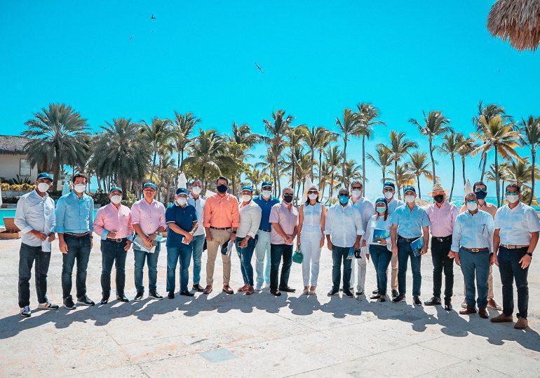 Comisión de Turismo de Cámara de Diputados visita Cap Cana