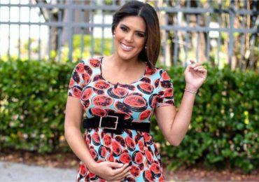 Estos son los outfits que luce Francisca Lachapel en la mitad de su embarazo
