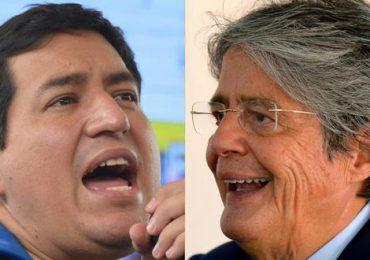 Andrés Arauz y Guillermo Lasso disputarán presidencia de Ecuador en segunda vuelta