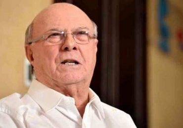 Hipólito Mejía cumple 80 años y lo celebra con su familia