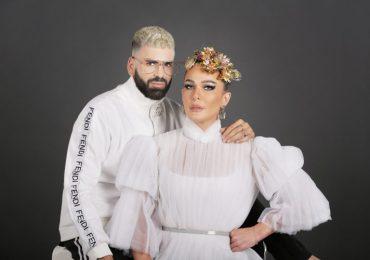 Luz García y Jomari Goyso hacen su entrada en Premios Lo Nuestro 2021
