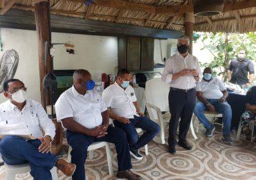 Miguel Vargas hace un llamado a la unidad del liderazgo en PRD