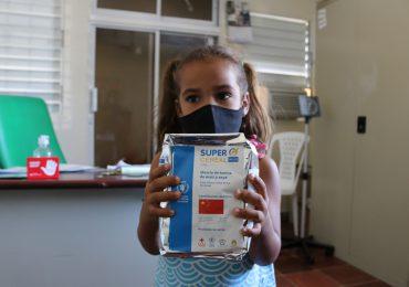 El Programa Mundial de Alimentos brindan asistencia nutricional frente al COVID-19