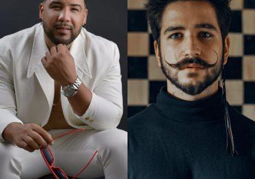"""Orlando """"El Artista"""" graba junto a Camilo el remix de Vida de Rico"""