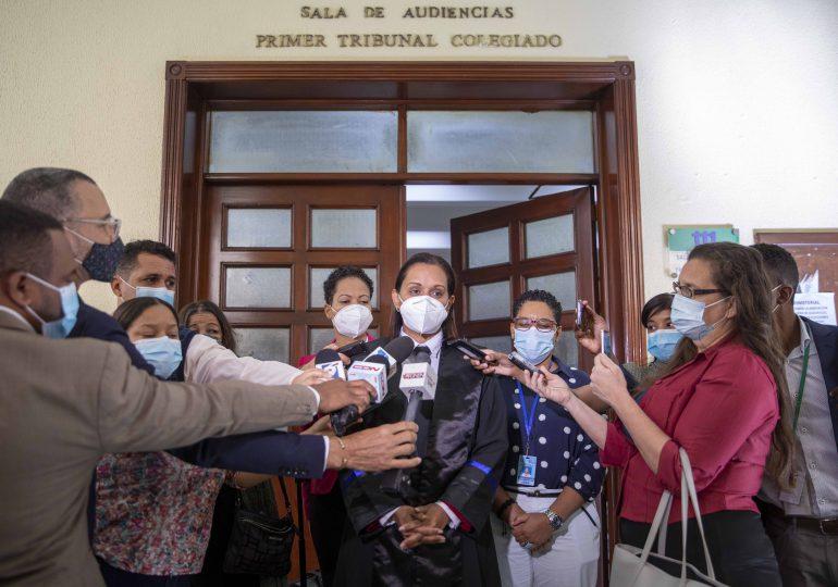 Mirna Ortiz: Ministerio Público se fortalece con incorporación de pruebas en juicio Odebrecht