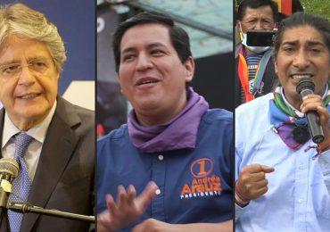 Un delfín, un exbanquero y un indígena: las apuestas presidenciales de Ecuador