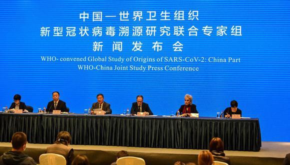 Expertos de la OMS en Wuhan no encuentran pruebas del origen del virus