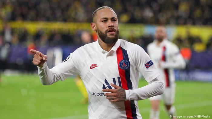 Neymar enfermo genera dudas si jugará en Marsella