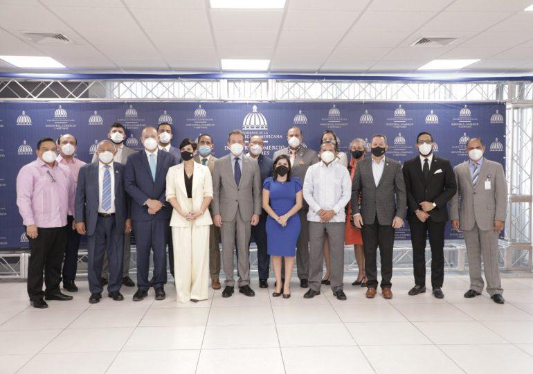 Realizan primera reunión del Gabinete Ministerial de Industria y Comercio con 14 entes adscritos