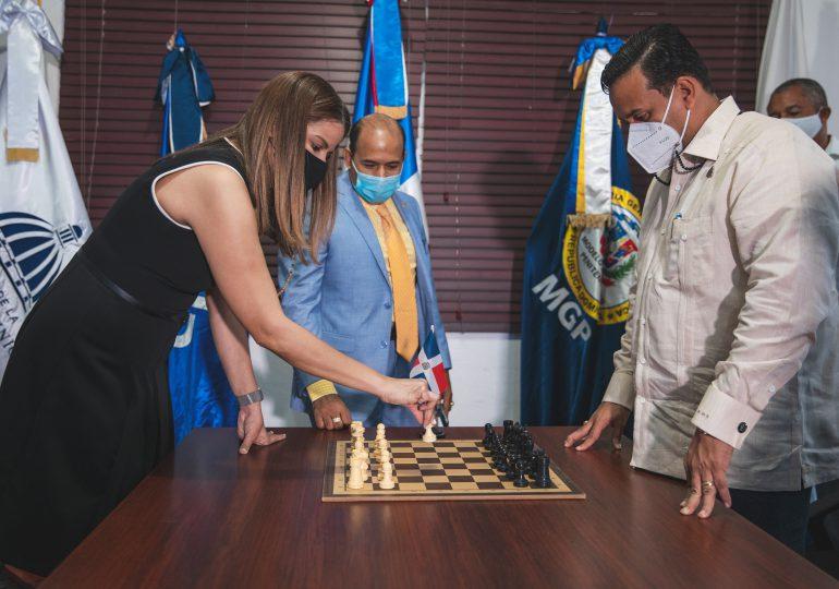 Presentan primer torneo de ajedrez virtual entre privados de libertad del nuevo Modelo Penitenciario