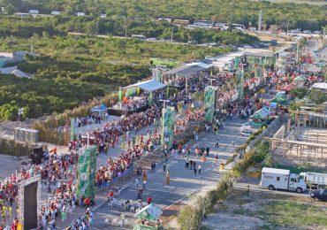 Anuncian Carnaval de Punta Cana 2021 ha sido pospuesto