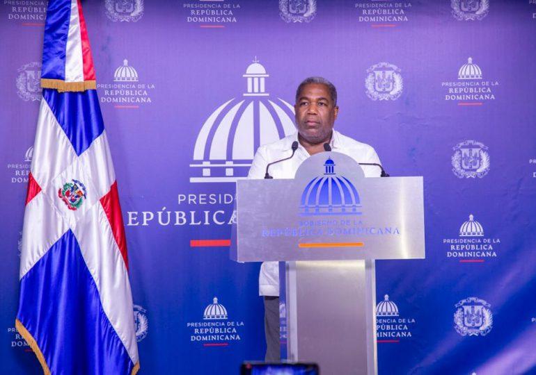 Gabinete de Política Social anuncia acciones que ha ejecutado durante gestión de Peña Guaba