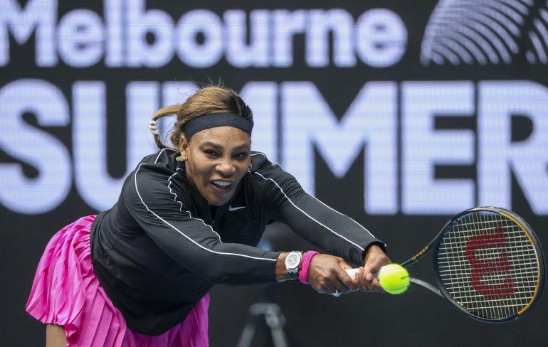 Serena Williams gana su primer partido después de cinco meses de baja