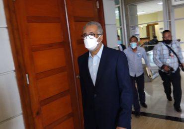 Simón Lizardo es interrogado por más de cuatro horas