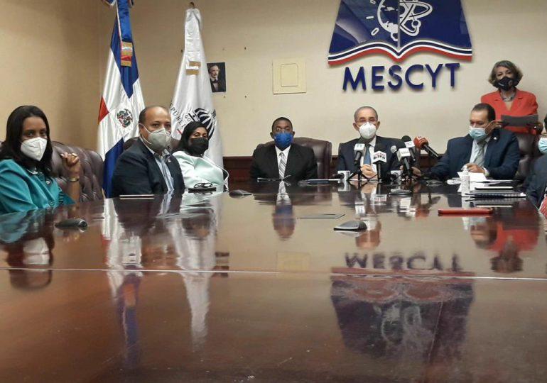VIDEO | MESCYT recibe RD$118 millones adicionales para investigación científica y desarrollo tecnológico