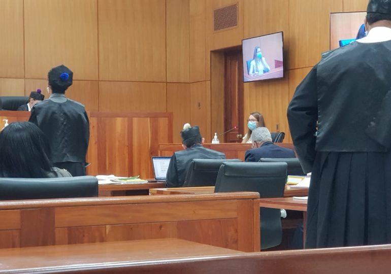 Concluye sexta testigo del MP en caso Odebrecht, admite no encontró ilícitos en transacciones