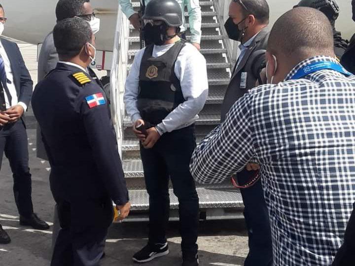 Procuraduría tiene bajo arresto a Argenis Contreras González