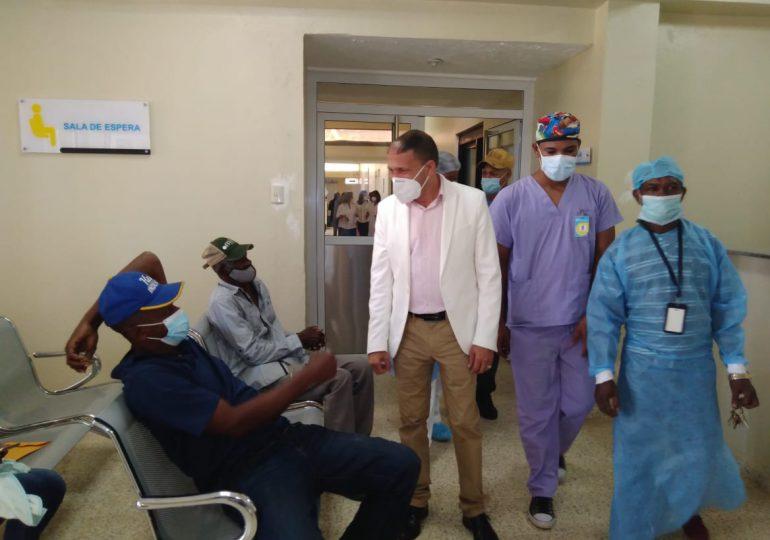 Solicitan al Gobierno la reconstrucción del Hospital de Yamasá