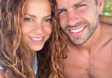 Doble festejo para Shakira quien cumple años el mismo día que su esposo Gerard