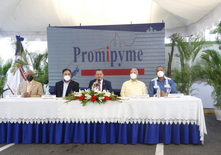 """Inicia """"Plan Reactivación de las Mipymes"""", prestarán 2,500 millones de pesos al sector"""